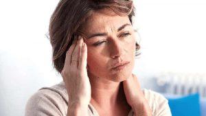 Menopausa: sintomas.