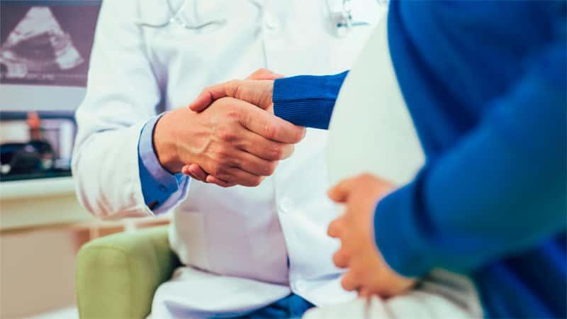 Endometriose: decisões tomadas com o paciente.